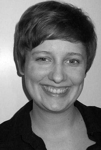Portrait von Frauke Janzen