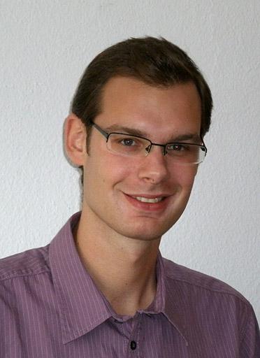 Portrait von Marc Wurich